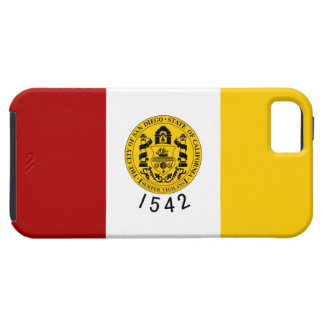 San Diego Flag iPhone SE/5/5s Case