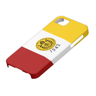 San Diego Flag iPhone SE/5/5s Case