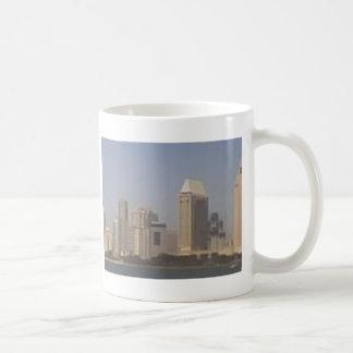 San Diego from Coronado Coffee Mug