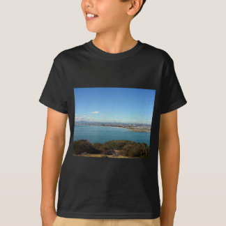 San Diego From The Cabrillo Statue T-Shirt