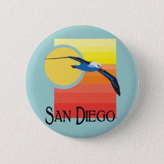 San Diego Gull Button