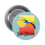 San Diego Gull Pin
