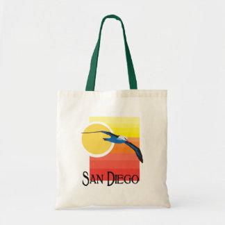 San Diego Gull Tote Bag