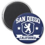 San Diego Heraldry Refrigerator Magnets