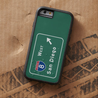 San Diego I-8 West Exit Interstate California Ca - Tough Xtreme iPhone 6 Case