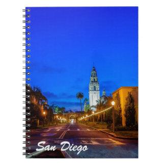 San Diego Image Notebook