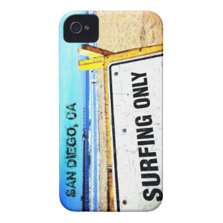 San Diego iPhone 4 Barely There Universal Case