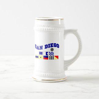San Diego Jarra De Cerveza