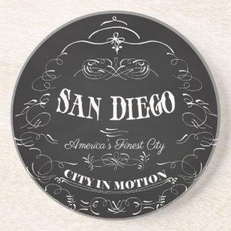 San Diego la ciudad más fina de California, Améric Posavasos Para Bebidas