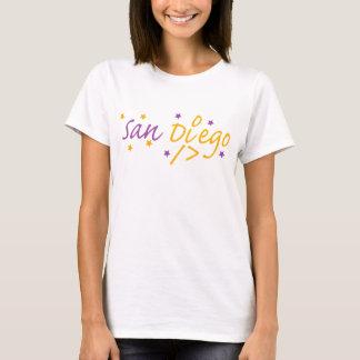 San Diego marathon T-Shirt