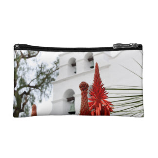 San Diego Mission Cosmetic Bags