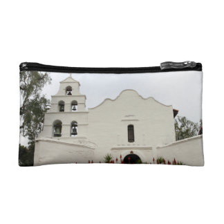 San Diego Mission Makeup Bags