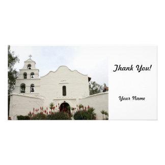 San Diego Mission Card