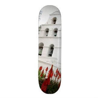 San Diego Mission Skateboard Deck
