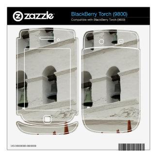 San Diego Mission BlackBerry Torch Skins