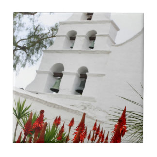 San Diego Mission Ceramic Tile