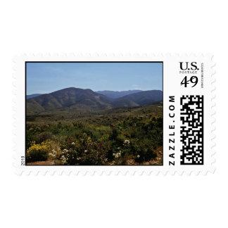 San Diego National Wildlife Refuge Postage Stamp