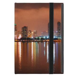 San Diego Night Skyline Covers For iPad Mini