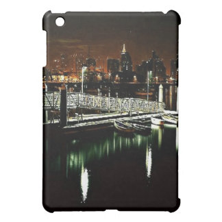 San Diego Night Skyline iPad Mini Cover