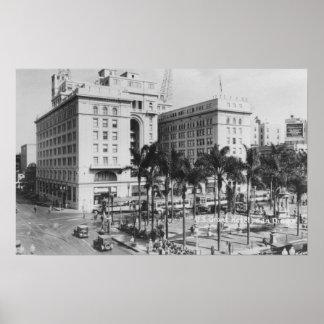 San Diego, opinión de la ciudad de CA del hotel de Impresiones