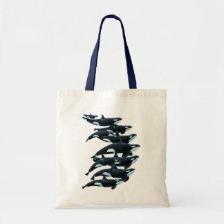 San Diego Orcas Tote Tote Bag