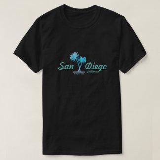 San Diego (palm trees) - A MisterP Shirt
