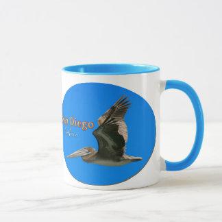 San Diego - PELICAN Mug