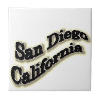 San Diego Pen Ceramic Tiles