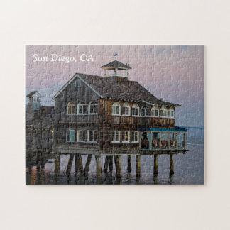 San Diego Pier Cafe Puzzles