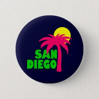 San Diego Pinback Button