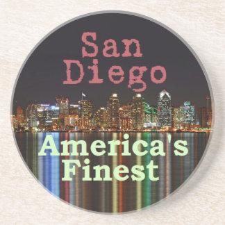 San Diego Posavasos Manualidades
