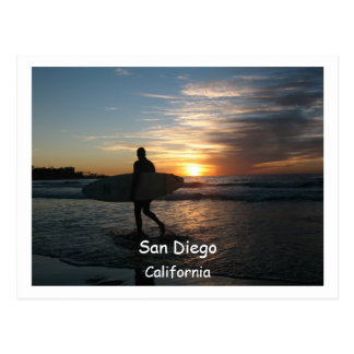 San Diego, postal