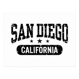 San Diego Postales