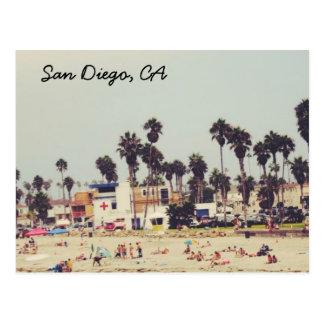 San Diego Postcard