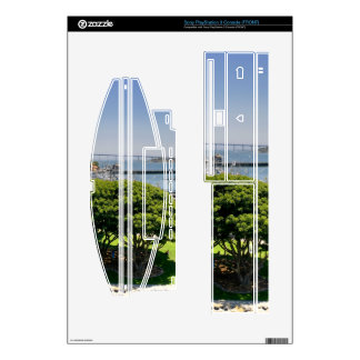San Diego PS3 Console Decal