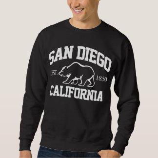 San Diego Pullover Sweatshirts