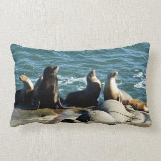San Diego Sea Lions Lumbar Pillow