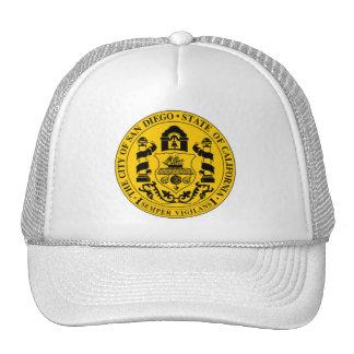 San Diego Seal Trucker Hat