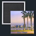 "San Diego Shoreline Magnet<br><div class=""desc"">Digital photograph of the San Diego shoreline. **Photo Courtesy PDPhoto.org**</div>"