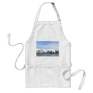 San Diego Skyline Adult Apron