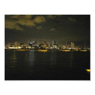 san-diego-skyline-buildings-water-sailboats-nightt card