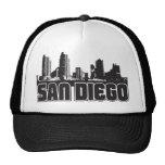 San Diego Skyline Hat