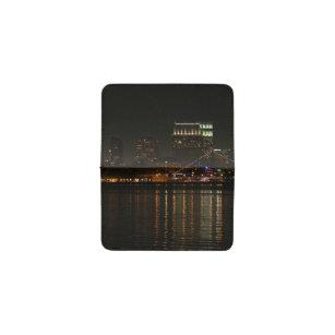 San diego california business card holders cases zazzle san diego skyline night business card holder colourmoves