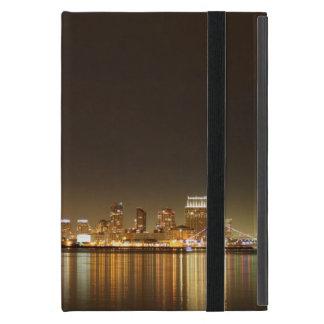 San Diego Skyline Night Case For iPad Mini