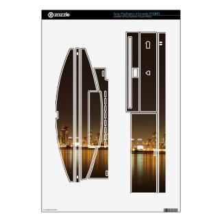 San Diego Skyline Night PS3 Skins