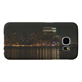 San Diego Skyline Night Samsung Galaxy S6 Case
