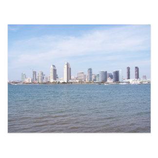 San Diego Skyline Postcards