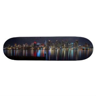 San Diego Skyline Skate Board