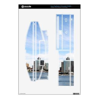 San Diego Skyline Skin For The PS3