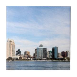 San Diego Skyline Tiles
